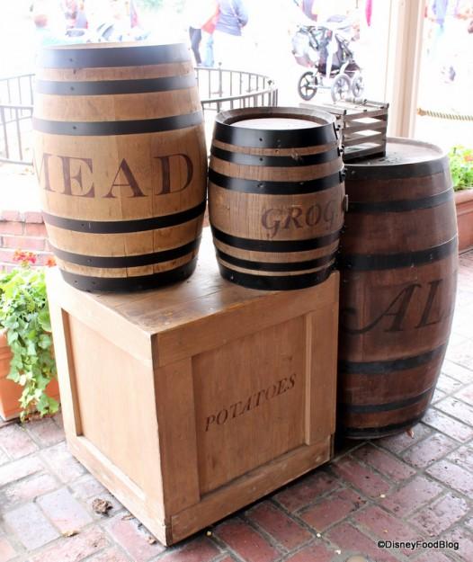 Barrels o' Mead and Grog!