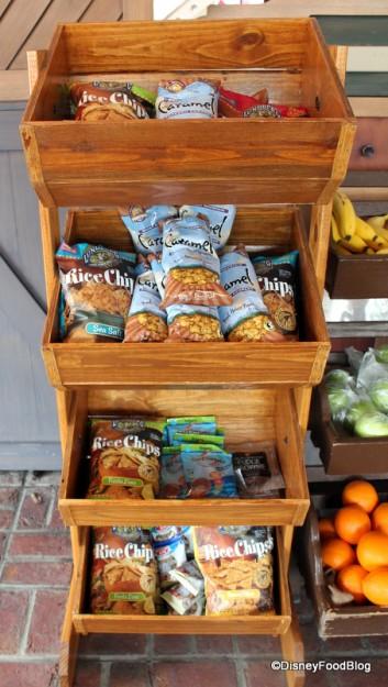 Bagged Snacks