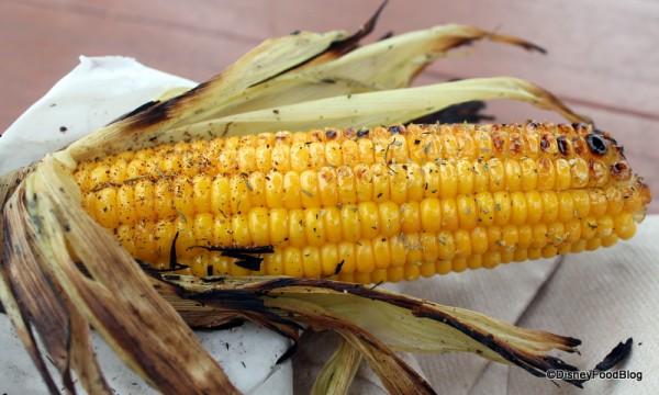 Spiced up corn!