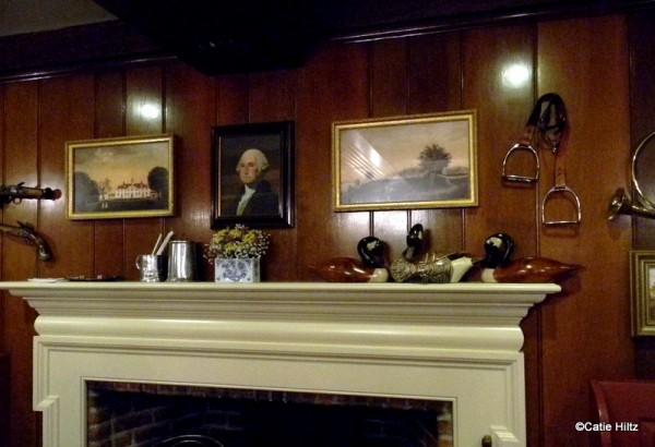 George Washington Dining Room