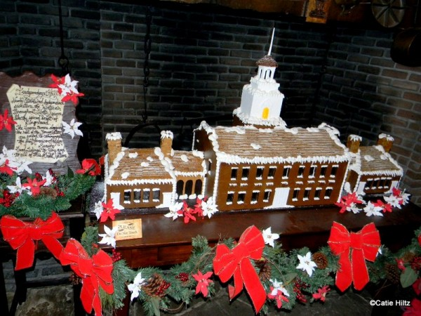 Gingerbread Display