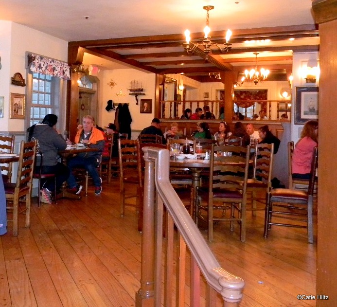Guest Review Dinner at Liberty Tree Tavern in Disney s