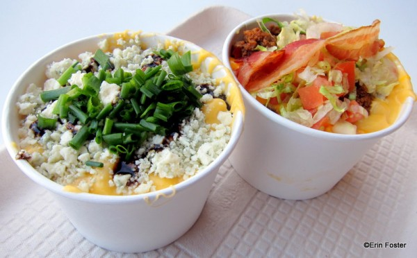 Macaroni and Cheese Dishes at Friar's Nook