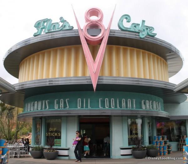 Flo's V-8 Cafe