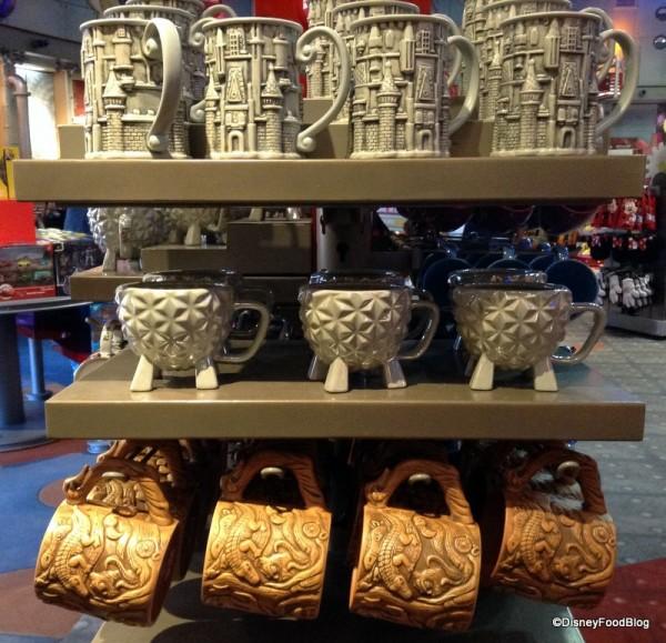 Park Icon Mugs