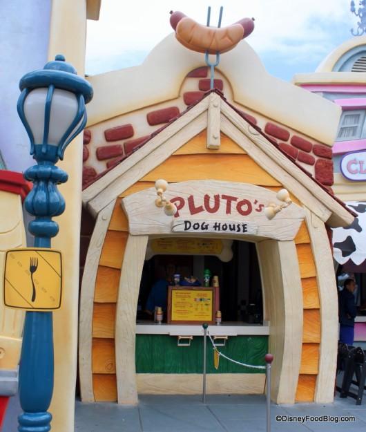 Pluto's Dog House