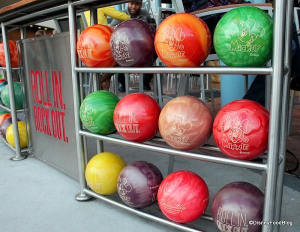 Splitsville Bowling Balls