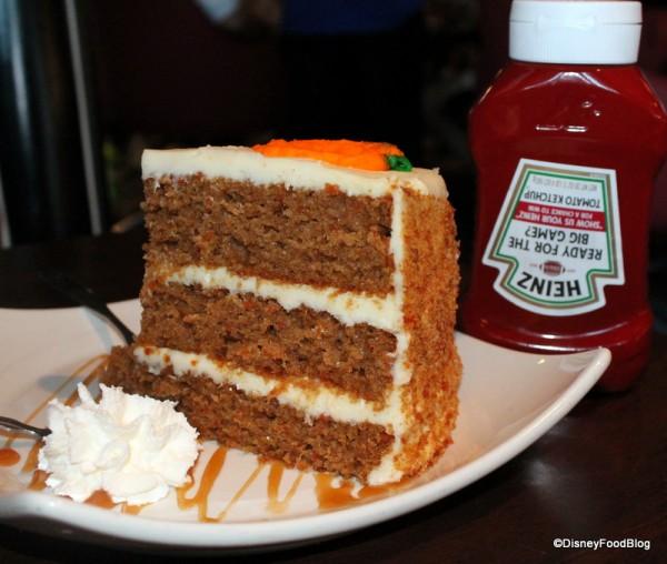 Giant Carrot Cake