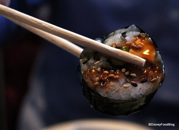 """""""Beastly"""" Sushi"""