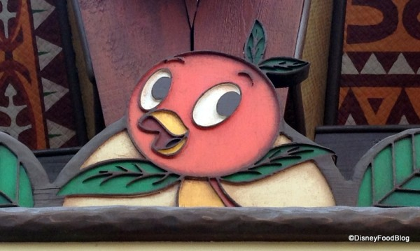 Hello, Orange Bird!