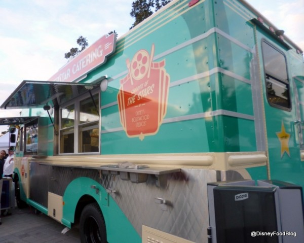 Superstar Catering Food Truck