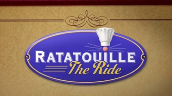 Ratatouille - The Ride!
