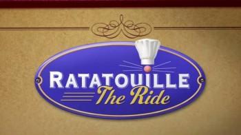 Ratatouille - The Ride!