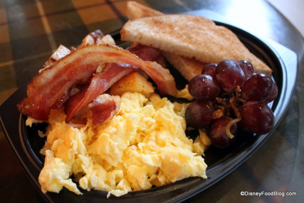 American Breakfast -- Up Close
