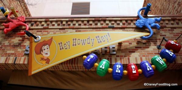 Hey Howdy Hey Takeaway