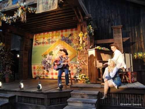Entertainment at Big Thunder Ranch BBQ