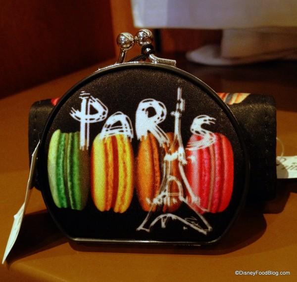 Macaron Change Purse
