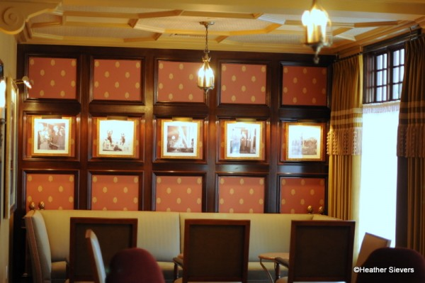 Carthay Circle Waiting Area