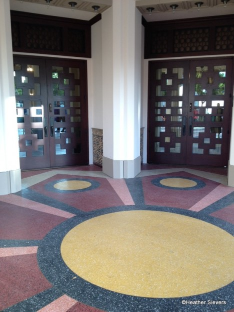 Carthay Entrance