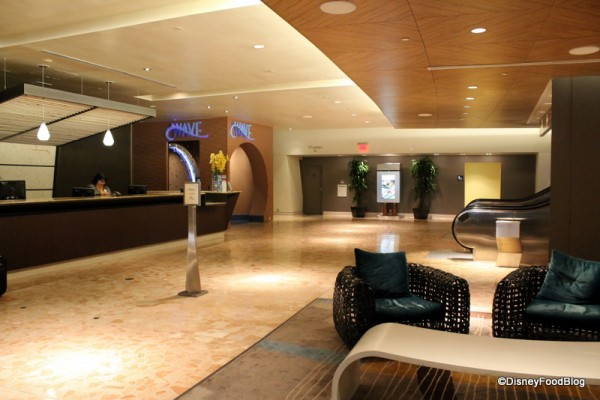 The Contemporary Lobby Level