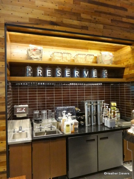 The Starbucks Reserve Coffee Bar: Serving Up Unique & Exotic Blends