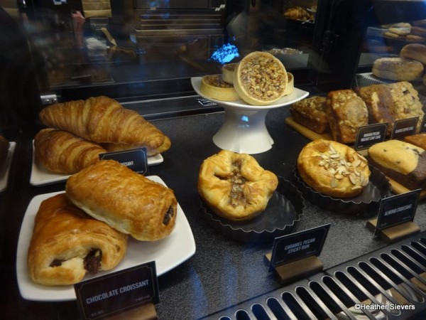 Starbucks Pastries