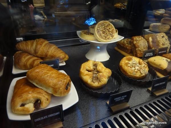 Starbucks Pastries