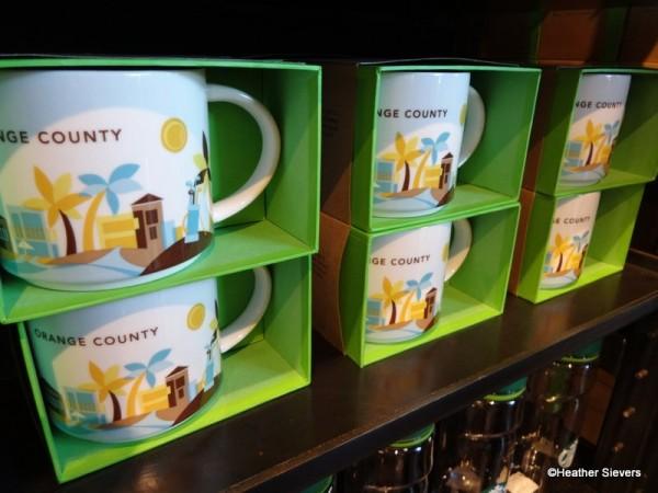 Starbucks Orange County Mug