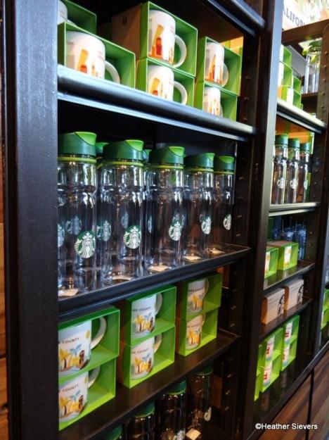 Starbucks Branded Merchandise