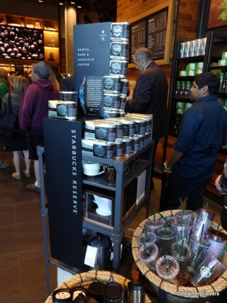 Starbucks Reserve Coffees Available to Take Home