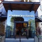 Dining in Disneyland First Look: Starbucks Opens in Downtown Disney!