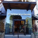 Dining in Disneyland First Look: Starbucks Opens in Downtown Disney!