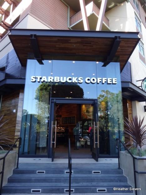 Downtown Disney Welcomes Starbucks