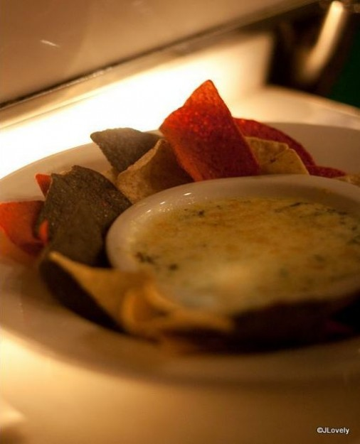 Spinach and Artichoke with Your Campy Movies at Sci-Fi Dine-In