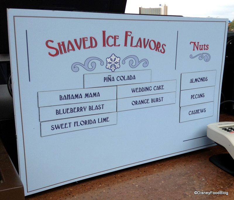 Shaved ice buisness complaints would