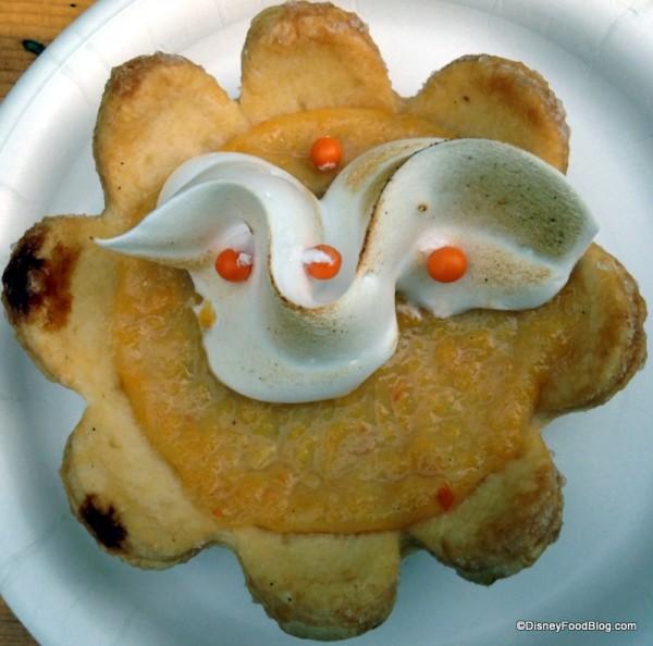 Florida kumquat pie