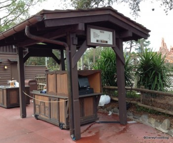 Frontierland Hot dog Cart (3)