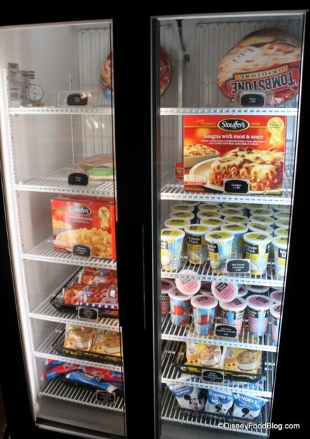 Frozen Foods and Snacks