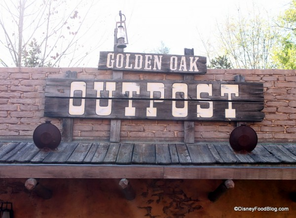 Golden Oak Outpost