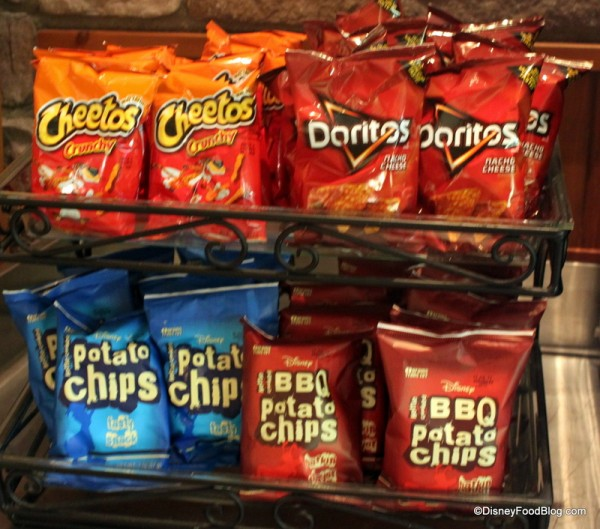Grab and Go Chips