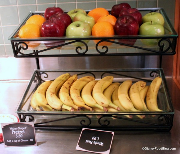 Grab and Go Fruits