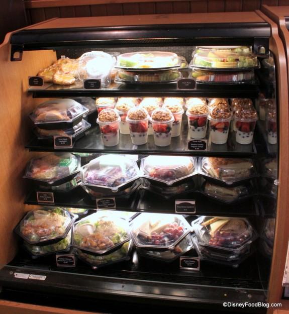 Grab and Go Prepared Foods