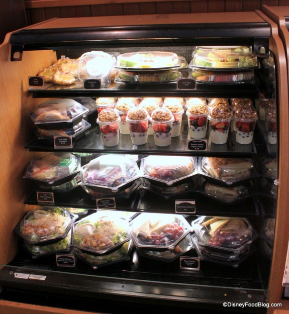 Grab and Go Prepared Foods