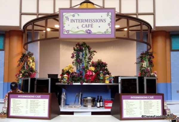 Intermissions Cafe