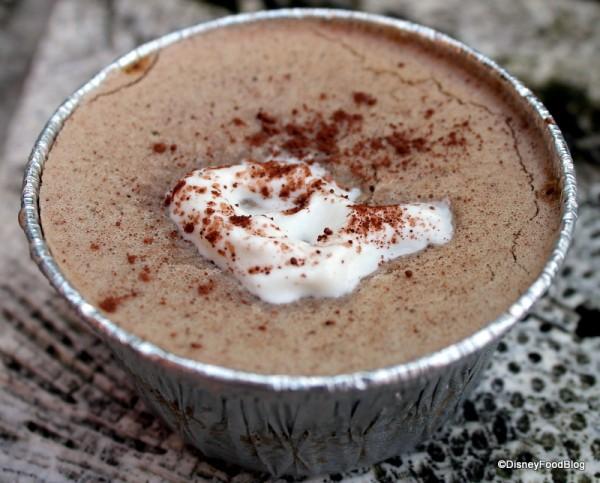 Flan de chocolate Abuelita