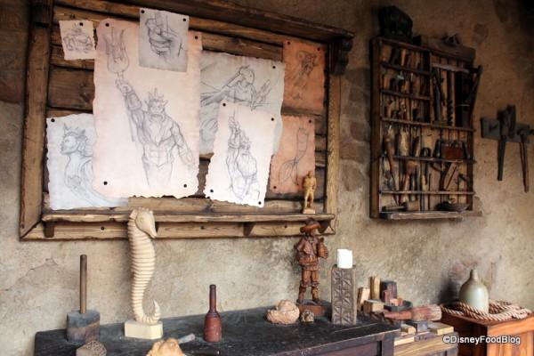 Artisan's Workshop