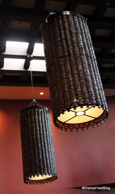 Las Ventanas Hanging Lamps