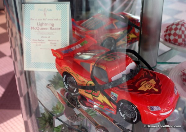 Lightning McQueen -- Up Close