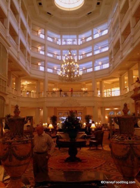 Lobby and Atrium Garden View Lounge