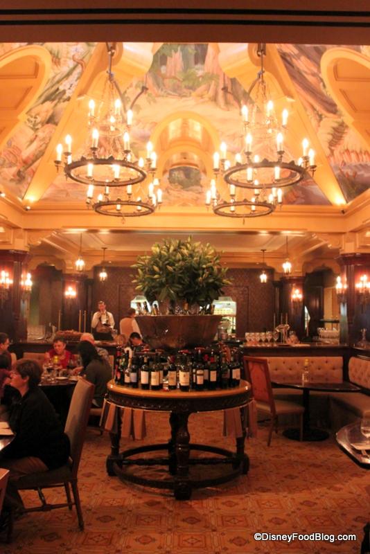 Review Carthay Circle Restaurant At Disney California